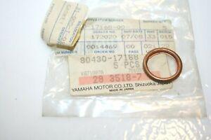 XV 700 Virago 1984-87 Copper Exhaust Gasket New