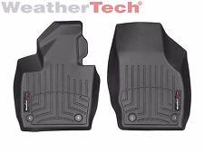 WeatherTech Floor Mats FloorLiner for Audi Q3 - 2015-2017 - 1st Row - Black