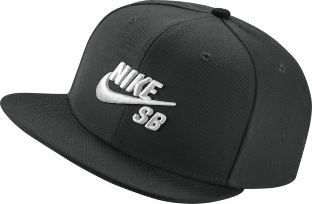 nice shoes size 7 on feet shots of Nike SB Icon Pro Black Adjustable Snapback Cap