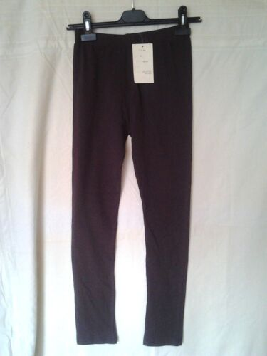 Adini cotton lycra mix leggings fully elasticated waist basic style