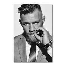 Conor Mcgregor UFC Success Motivational Quote Fabric Decor Poster B356