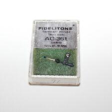 Fidelitone AC-361 Sapphire Phonograph Stylus Needle - Tetrad 111,11P, 11S