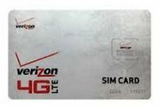 Verizon 4G LTE Sim Card  (PL1-2388-0084016809000-NIB)
