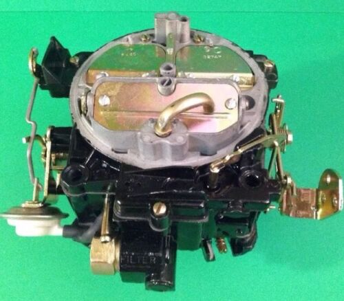 MARINE CARBURETOR ROCHESTER QUADRAJET MERCRUISER 260 17080561 350 ENGINE