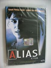 ALIAS IL FILM - DVD SIGILLATO PAL - HILDE DE BAERDEMAKER