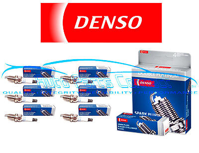 Denso PK20TR11 Pack of 6 Spark Plugs Replaces 067700-7930 90919-01194