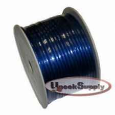 15 Ft - 8 Gauge Power Wire Blue High Quality GA Guage Ground AWG 15 Feet
