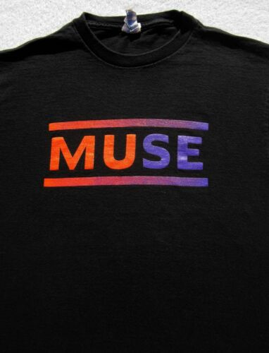 MUSE resistance 2010 tour SMALL concert T-SHIRT