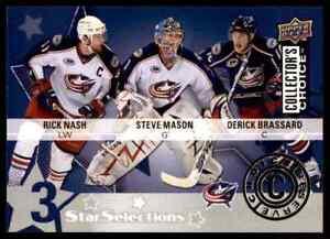 2009-10-Collector-039-s-Choice-Warriors-of-Ice-Rick-Nash-Steve-Mason-Derick