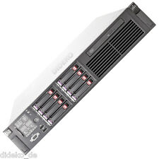 HP ProLiant DL380 G7 2x HexaCore Xeon X5675 24x 3,06 GHz 192 GB RAM 8x146 GB HDD