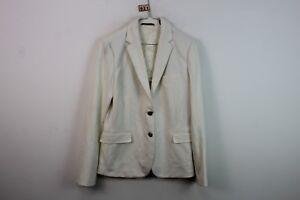 r921 Gant 14 White 18 Jacket Størrelse Uk 9 No Kvinder wdAaq0w