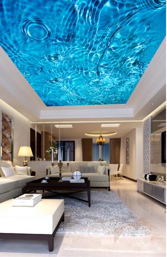 3D Water Droplets Ripple 89 Wall Paper Wall Print Decal Wall Deco AJ WALLPAPER