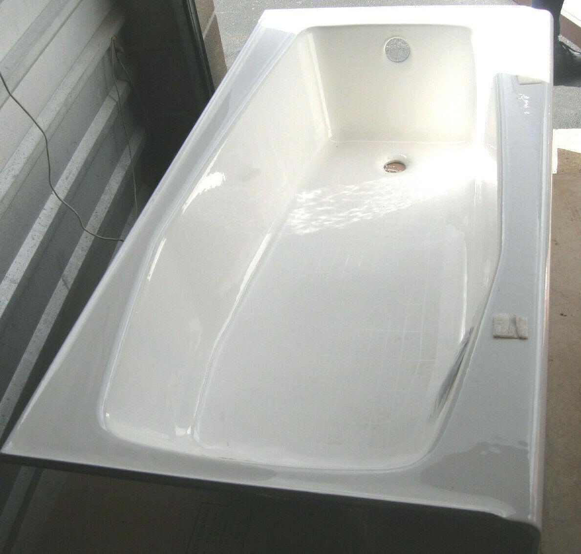 Kohler Birthday Bath White Cast Iron