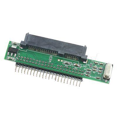 """2.5 """" SATA Hard Disk Drive HDD zu IDE Serial ATA 1.0 44 Pin Kabel Adapter"""
