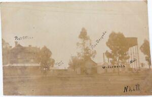 RARE-1906-REAL-PHOTO-POSTCARD-NHILL-VICTORIA