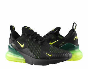 super popular abc7b ea9a9 Image is loading Nike-Air-Max-270-Black-Volt-Black-Oil-