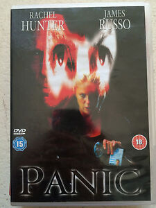 Panic-DVD-2001-Crime-Thriller-Film-Movie-with-Rachel-Hunter-and-James-Russo