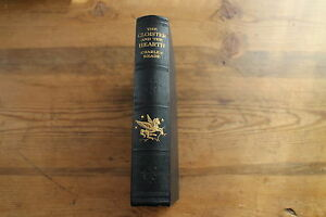 The-Cloister-and-the-Hearth-by-Charles-Reade-Antique-Book-1933-Very-Good-Condit
