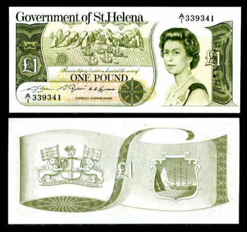 HELENA 1 POUND 1981 P 9 QE II UNC ST