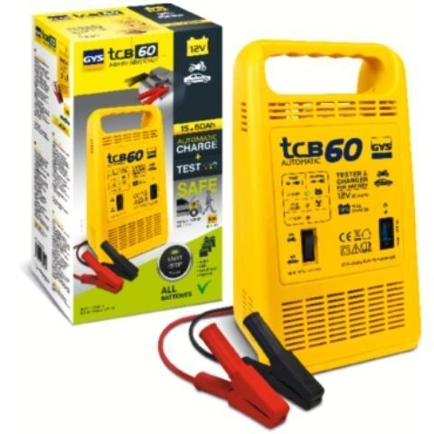 GYS TCB 60 Automatic Battery Charger 12V