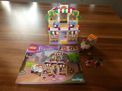 Lego Friends 1 Aufkleben-Sticker Bogen für 41311