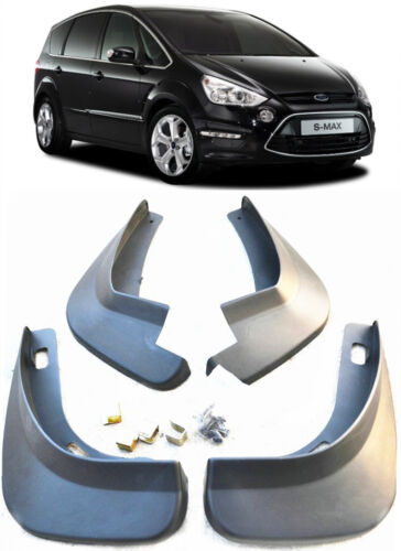 New Set Splash Guards Mud Guards Mud Flaps 1786847//1381685 For 06-13 Ford S-MAX