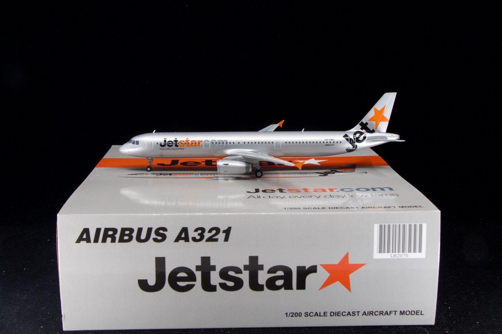 JC Wings 1 200 Jetstar A321 VH-VWZ
