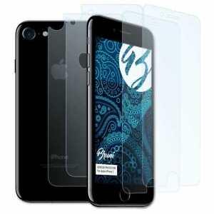 Bruni-2x-Proteggi-Schermo-per-Apple-iPhone-7-Pellicola-Protettiva
