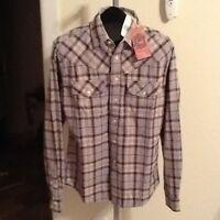 Men's Christian Audigier Casual Shirt Size S