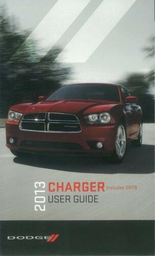 2013 Dodge Charger User Guide Operator Book Fuses