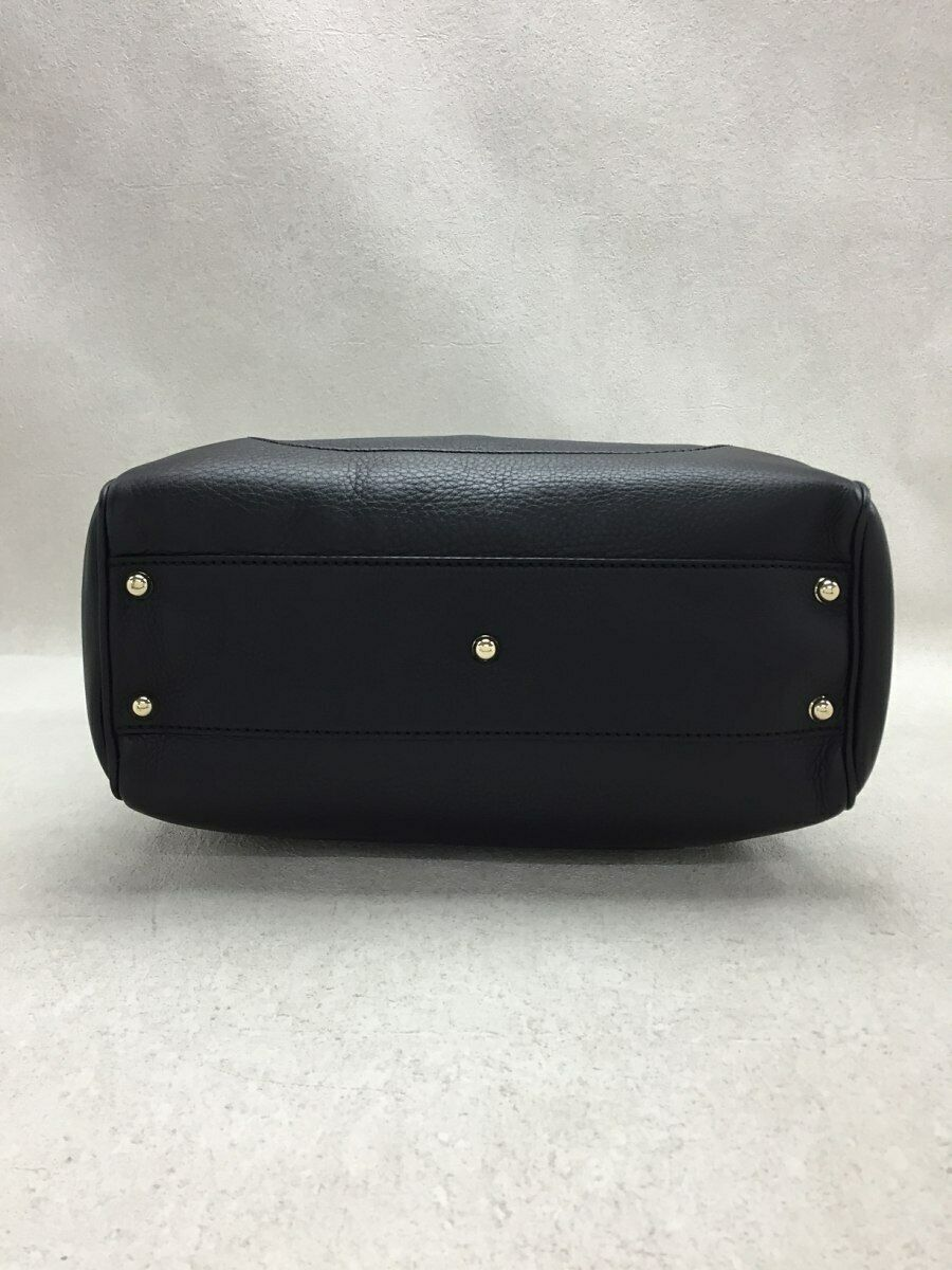 Used Gucci Diana Bamboo 2WAY Bag Leather Black Co… - image 4