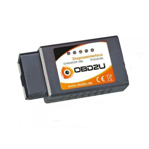 E-327 BT Bluetooth CANBUS OBD 2 Diagnose Gerät Interface Set für viele Fahrzeuge