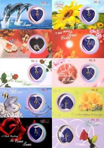 "New Gift Love Wish Pearl Kit Heart Cage 17/""chain Necklac Seashells"