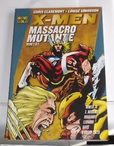 MARVEL-GOLD-X-MEN-MASSACRO-MUTANTE-2-DI-2