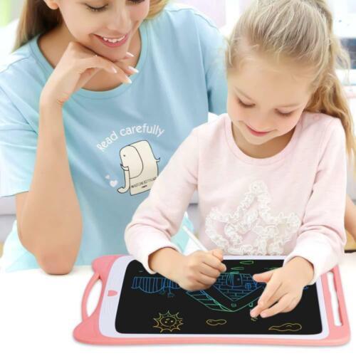 AGPTEK Tavoletta Grafica LCD Scrittura 12 Pollici Colorato ROSA 12 pollici