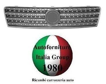 GRIGLIA RADIATORE GRIGIA COFANO ANTERIORE MASCHERA FIAT PUNTO 07/> 2007 IN POI
