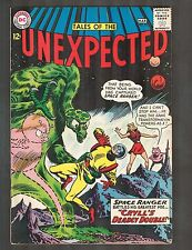 """Tales of the Unexpected #75 ~ """"The Hobo Jungle of Space"""" ~ 1963 (7.0) WH"""