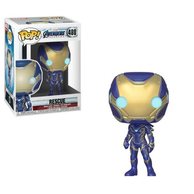 Funko POP ! Rescue  480 Avengers  Marvel - Avengers Endgame In stock