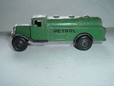 DINKY TOYS 25D PETROL TANKER NEW HEADLIGHTS AND GRILLE USED SCROLL DOWN 4 PHOTOS