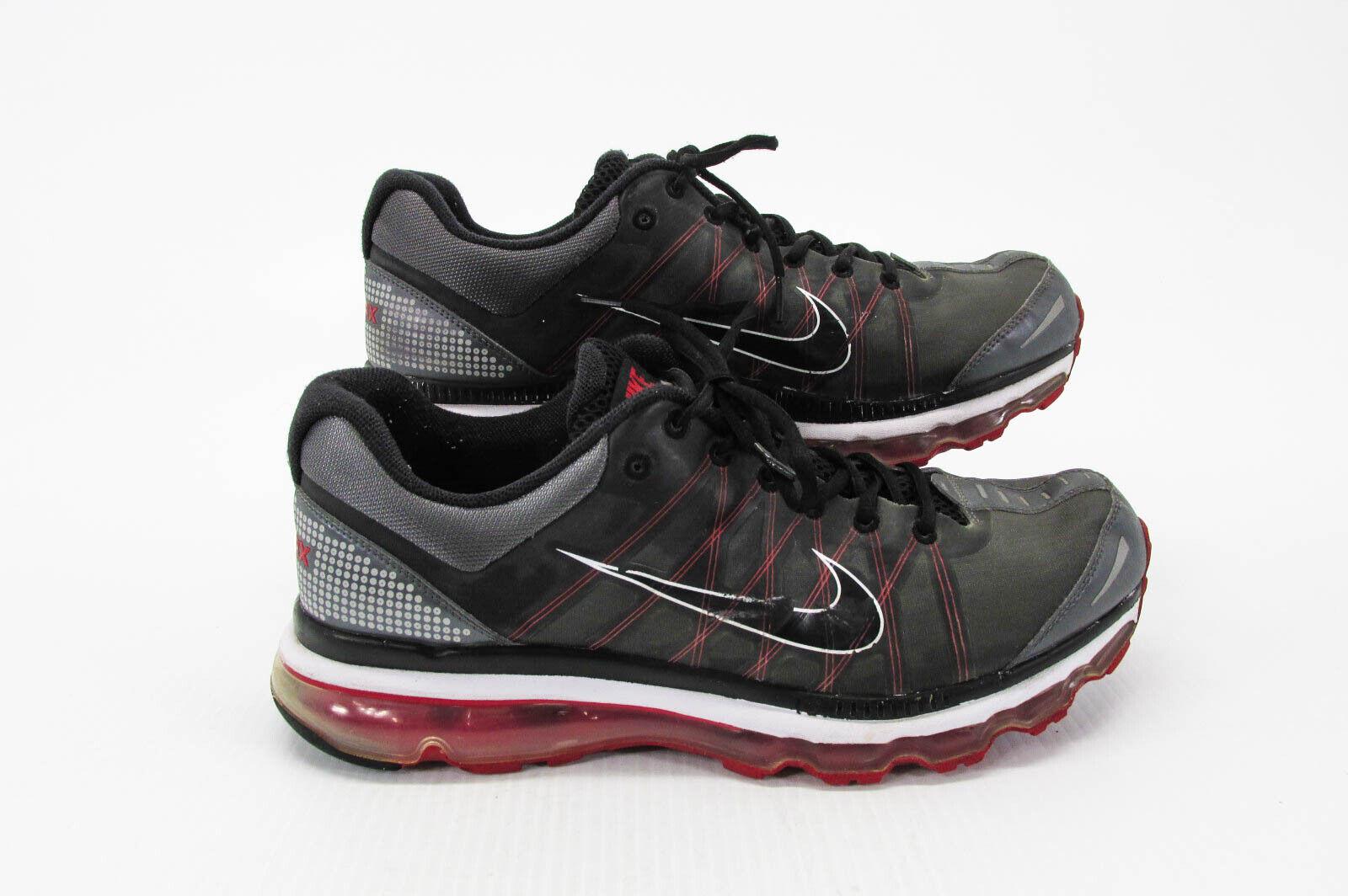 Limón Arrastrarse Skalk  Nike Air Max 2010 Men Athletic Running Shoes Size 13 Pre Owned 396358-005  for sale online | eBay