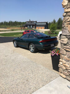 1993 Dodge Stealth Grey