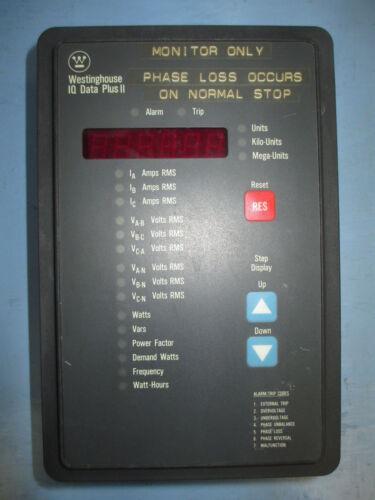 Westinghouse 2D78522 IQ Data Plus II Operator Interface Module PLC 5281C55G02