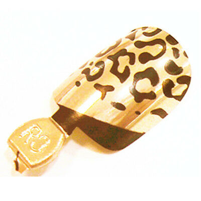 Glued Spiegel Leoprint Gold Mf-15 Street Price 12 Metallic Chrome Nails Kunstnägel Pre Nagel-tips