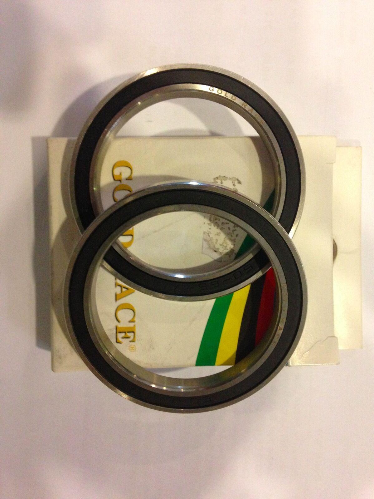 CUSCINETTI MOVIMENTI CENTRALI COMPATIBILE PRESS FIT oro RACE guarda 695 BB65
