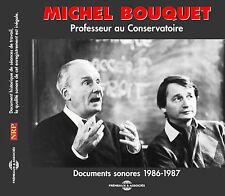 Professeur Aconservatoire Anthologie 1986-1987, New Music