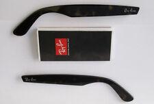 ASTE RICAMBIO RAY BAN 2143 WAYFARER HAVANA MARRONE SIDE ARMS OCCHIALE 145mm