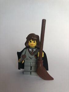 LEGO Harry Potter Hermione Granger Gryffindor Shield hp002 Minifigure