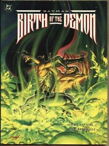 GN-TPB-Batman-Birth-Of-The-Demon-1993-fn-6-0-Ra-039-s-Al-Ghul-Origin