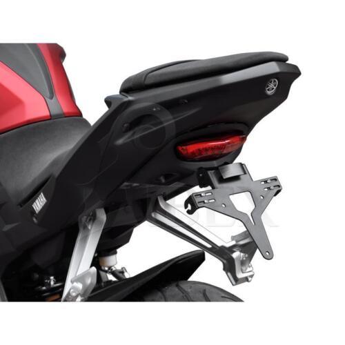 Halterung kurzes Heck IBEX Yamaha MT-125 MT125 14-18 Nummernschild Halter