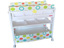 Babyco Changing Unit Table with Bath Changing Station -